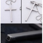 Self Defense Emergency Survival Rescue Tool Tactical Cross Pendant Necklace