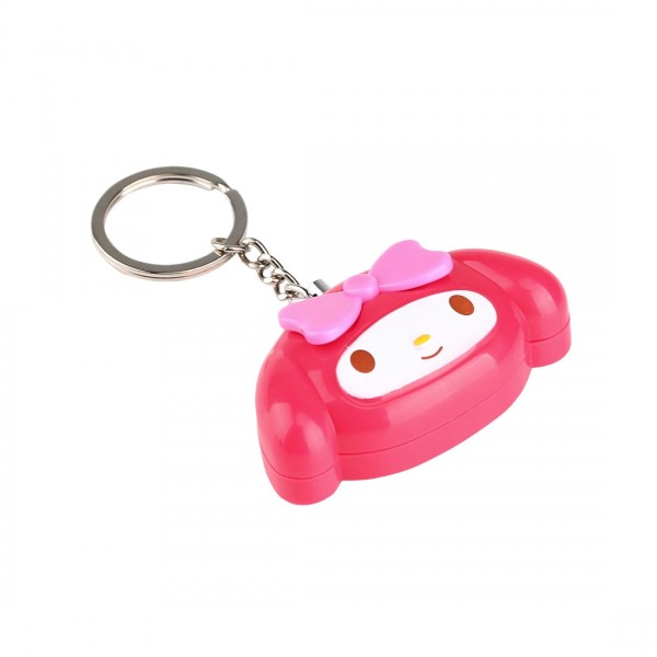 130 db Loud Cute Personal Alarm Emergency Alarm Keychain