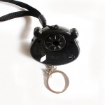140 db Loud Cute Personal Alarm Emergency Alarm Keychain