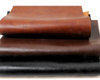 Distinguish between genuine and fake leather