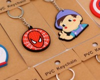 How to select soft pvc keychain