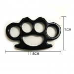 Thick Brass Knuckles Street Fighting Knuckle Dusters