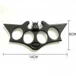 Batman Brass Knuckles Street Fighting Knuckle Dusters