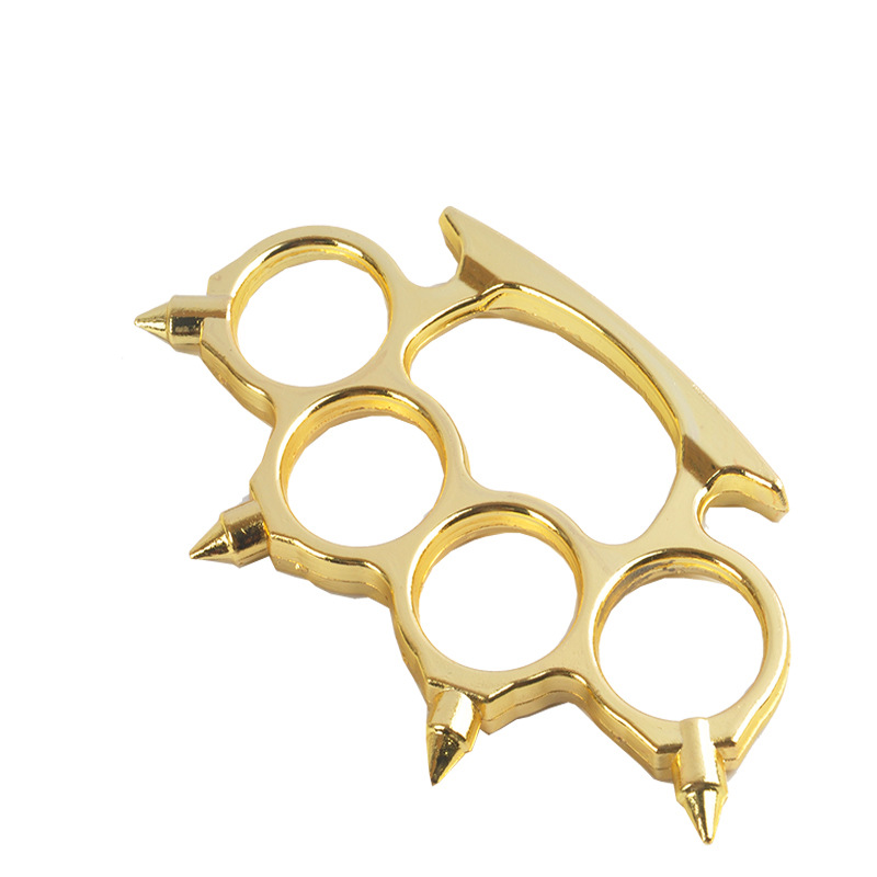 Iron Fist Sting Brass Knuckles Fighting Knuckle Duster ...