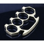 Shining Brass Knuckles Chrome Knuckle Dusters