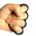 Medium Cone Brass Knuckles Fighting Knuckle Duster
