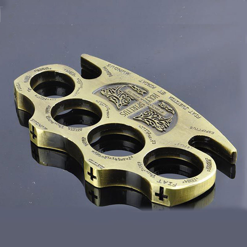 Holy Spiritus Iron Fist Brass Knuckles - Fighting Knuckle ...