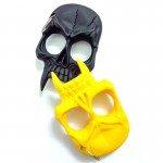 Portable Ape Skull Self Defense Keychain