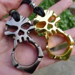 Skull Keychain Mini Outdoor Gear