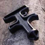 3 PCS Duron Drill Tool Stinger Personal Defense Keychain