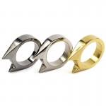 3 PCS Knuckles Buckle Self Defense Rings
