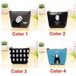 Explosion Models Korean Cute Cartoon Zipper Key Bag Purse Money Pouch Gift