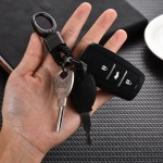 Hand Woven Keychain Key Rings Creative Key Holder Car Key Chain