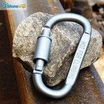 Carabiner Key Chain Clip Hook