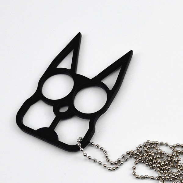Cat Self-Defense Keychain Anti-Wolf Tool