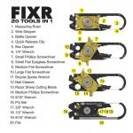 Utility 20 In 1 Multifunction Pocket Tool