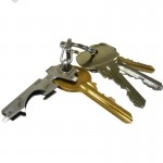 Edc Tool 8-In-1 Portable Keychain Clip