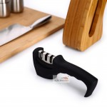 z 2 Stage Kitchen Knife Sharpener Tool